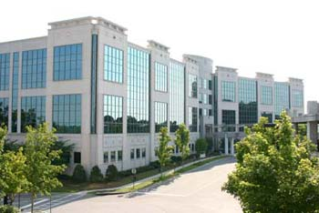 Alpharetta office location of Roswell Pediatric Center