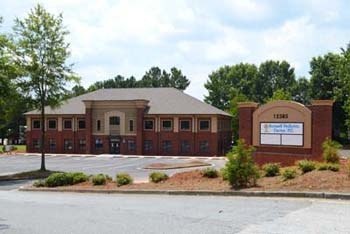 Crabapple office location of Roswell Pediatric Center